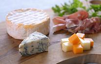 Matured cheese